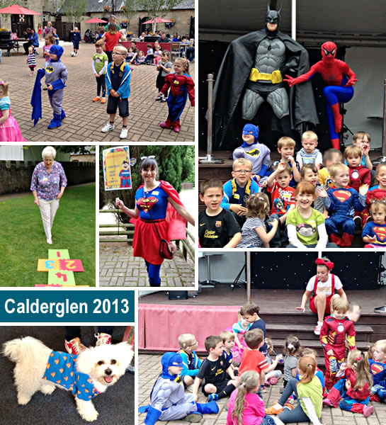 Calderglen Fun Day 2013