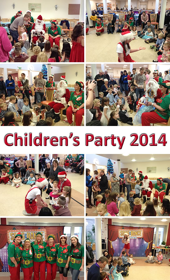 children's xmas party 2014